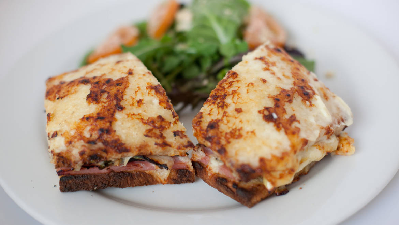 French-inspired Northwest fresh cuisine